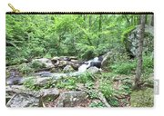 Smith Creek Downstream Of Anna Ruby Falls - 2 Carry-all Pouch