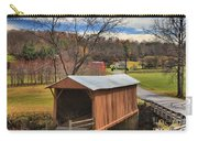 Smith River Covered Bridge Carry-all Pouch
