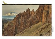 Smith Rock And Cascades Carry-all Pouch