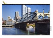 Smithfield Street Bridge Carry-all Pouch