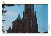 Smithsonian Castle Dawn Carry-all Pouch