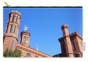 Smithsonian Castle Carry-all Pouch