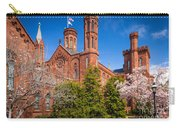 Smithsonian Castle Wall Carry-all Pouch