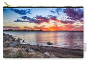 Smithville Lake Sunset Carry-all Pouch