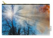 Smoke Thru The Trees Carry-all Pouch
