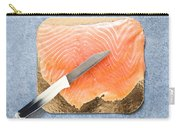 Smoked Salmon Carry-all Pouch