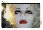 Smokey Eyed Blonde Carry-all Pouch