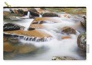 Smokey Mountain Creek Carry-all Pouch by Adam Romanowicz