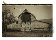 Smokey Prairie Barn  Carry-all Pouch