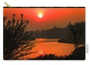 Smokey Sunrise Carry-all Pouch