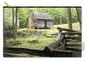 Smoky Homestead Carry-all Pouch by Marty Koch