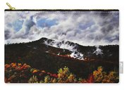 Smoky Mountain Angel Hair Carry-all Pouch
