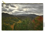 Smoky Mountain Autumn View Carry-all Pouch