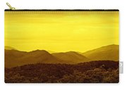 Smoky Mountain Glow Carry-all Pouch