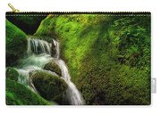 Smoky Mountain Stream And Boulders E223 Carry-all Pouch