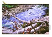 Smoky Mountain Stream Two Carry-all Pouch