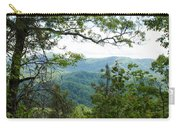 Smoky Mountain View Laurel Falls Trail Carry-all Pouch