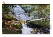 Smoky Mountain Waterfall Carry-all Pouch