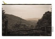 Smoky Mountains Lookout Point Carry-all Pouch