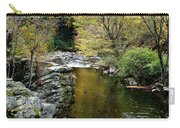 Smoky Mountian River Carry-all Pouch by Sandy Keeton