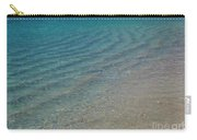 Smooth Seas Carry-all Pouch