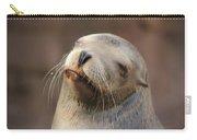 Smug Sea Lion Carry-all Pouch
