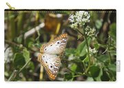 Snack For A White Peacock Butterfly Carry-all Pouch