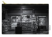 Snack Shop Bw Carry-all Pouch
