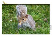 Snack Time For Squirrels Carry-all Pouch