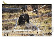 Snacking Bruin Carry-all Pouch