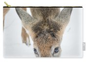 Snacking Deer Carry-all Pouch