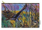 Snail Kite Carry-all Pouch