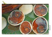 Snail Stones Carry-all Pouch