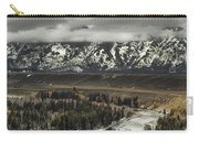 Snake River - Tetons Carry-all Pouch