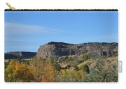 Snake River Canyon At Twin Falls Carry-all Pouch