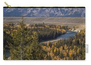 Snake River Overlook One Carry-all Pouch