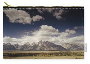 Snake River Valley Grand Teton Np Carry-all Pouch