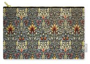 Snakeshead Carry-all Pouch by William Morris