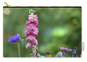 Snap Dragon On Bokeh Setting Carry-all Pouch