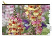 Snap Dragons At Clallam Bay Carry-all Pouch