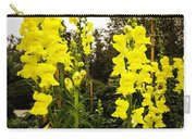 Snapdragons Carry-all Pouch