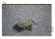 Snapping Turtle 3 Carry-all Pouch