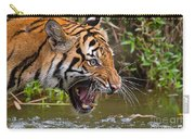 Snarling Tiger Carry-all Pouch