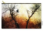 Sneakers In The Tree Carry-all Pouch by Bob Orsillo