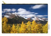 Sneffels Winds Carry-all Pouch by Darren  White