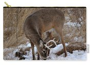 Sniffing Stag Carry-all Pouch