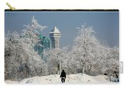 Snow And Ice Carry-all Pouch