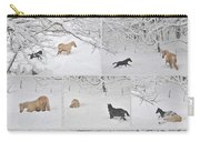 Snow Angels Paso Fino Style Carry-all Pouch