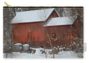 Snow Barn Carry-all Pouch