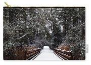 Snow Bridge Carry-all Pouch